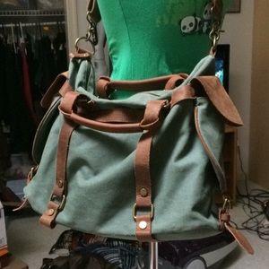Crossbody Weekender Bag